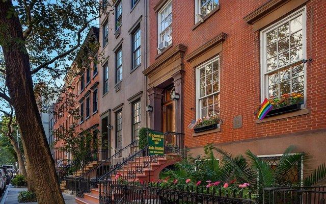 Отель Colonial House Inn США, Нью-Йорк - отзывы, цены и фото номеров - забронировать отель Colonial House Inn онлайн вид на фасад