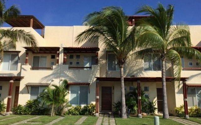 Отель Casa Vacacional Acapulco Residencial Terrasol Diamante 025 вид на фасад