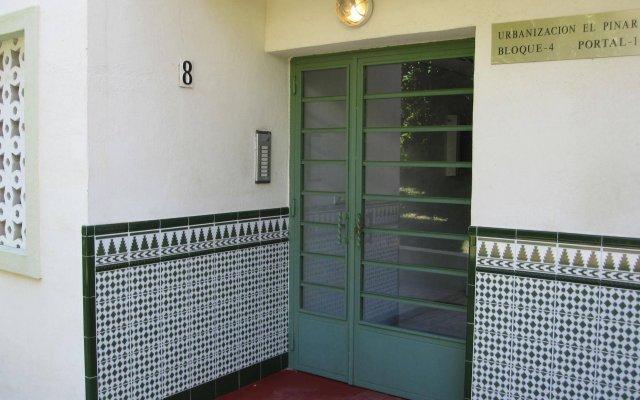 Отель Fan Flat Torremolinos Торремолинос вид на фасад