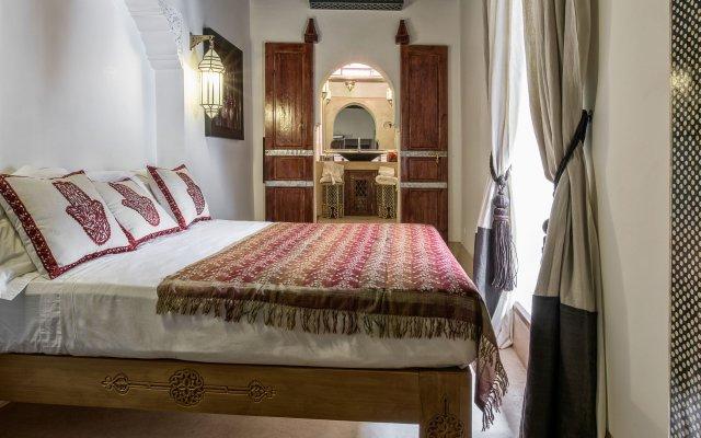Отель Dar Assiya Марокко, Марракеш - отзывы, цены и фото номеров - забронировать отель Dar Assiya онлайн комната для гостей