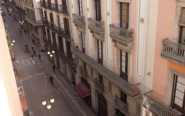 Отель Hostal Fernando Испания, Барселона - отзывы, цены и фото номеров - забронировать отель Hostal Fernando онлайн вид на фасад
