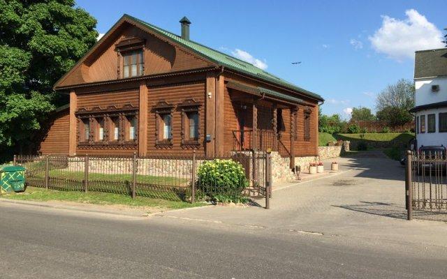 Гостиница Кремлевский вид на фасад