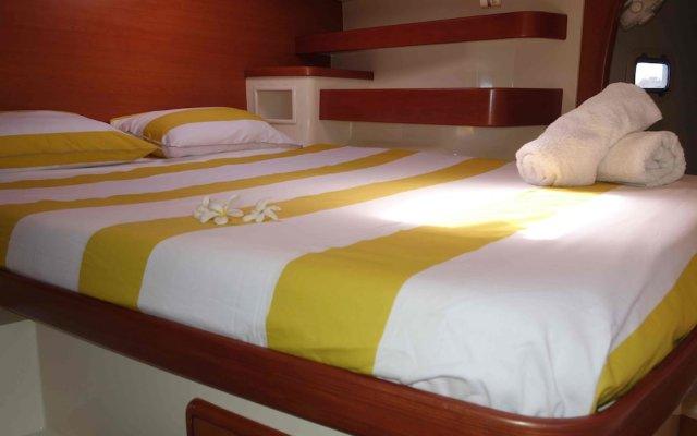 Отель Tahiti Sail and Dive комната для гостей