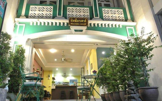 Отель Machima House Таиланд, Пхукет - отзывы, цены и фото номеров - забронировать отель Machima House онлайн вид на фасад