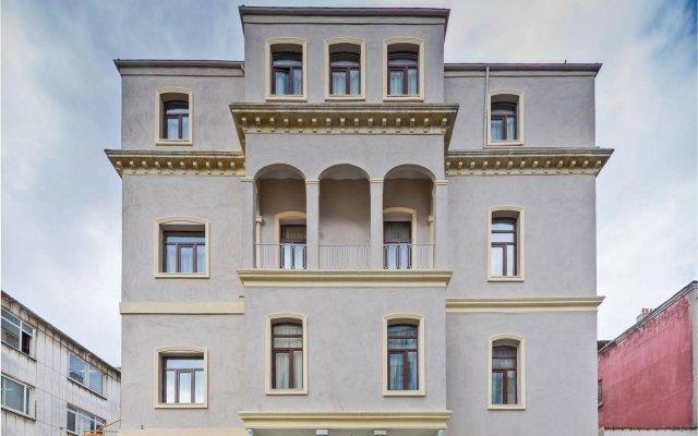 Enderun Hotel Istanbul вид на фасад