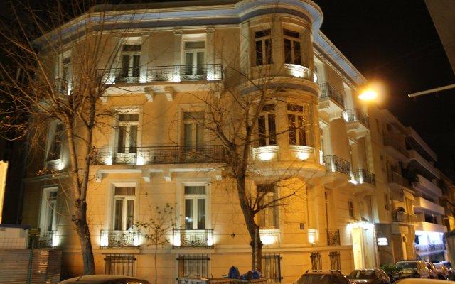 Exis Boutique Hotel вид на фасад