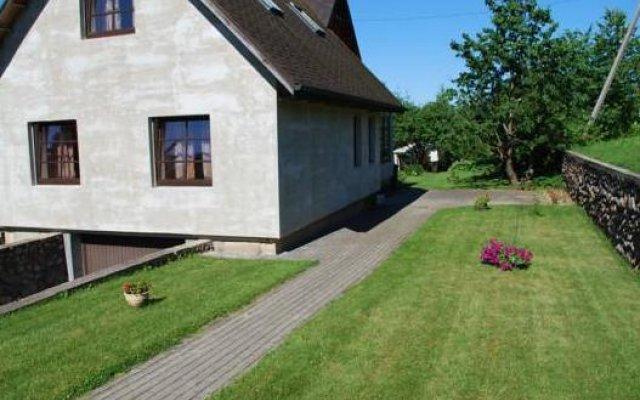Отель Babrukas Литва, Тракай - отзывы, цены и фото номеров - забронировать отель Babrukas онлайн вид на фасад