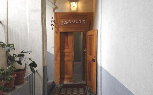 Отель B&B Le Volte Сарно вид на фасад