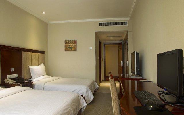 Starway Hotel Ladyman Xi'an Zhuque Gate Сиань комната для гостей