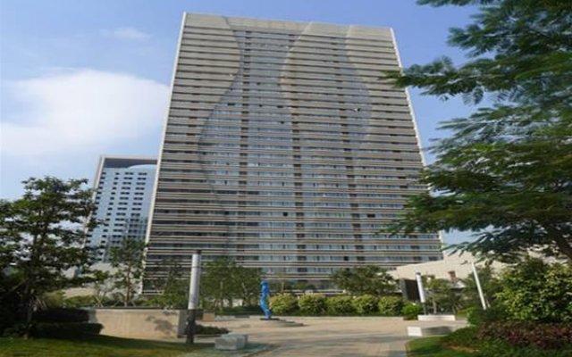 Отель Mei Yi Deng Hotel Китай, Сямынь - отзывы, цены и фото номеров - забронировать отель Mei Yi Deng Hotel онлайн вид на фасад