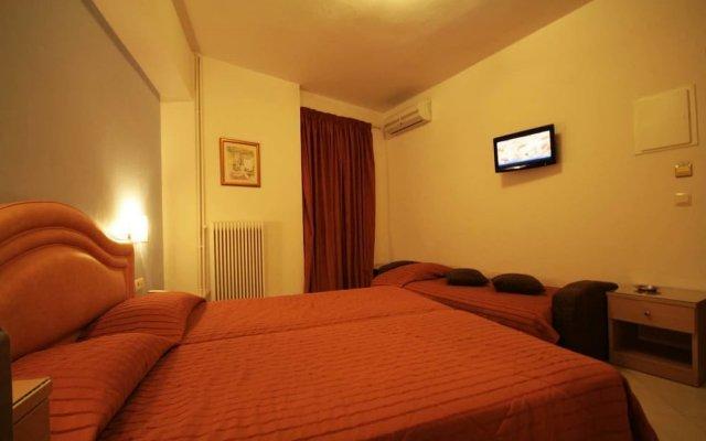 Kronos Hotel комната для гостей