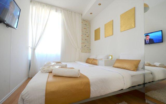 Гостиница Голд Екатеринбург комната для гостей