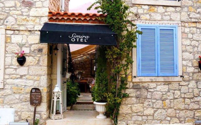 Simira Hotel Турция, Чешме - отзывы, цены и фото номеров - забронировать отель Simira Hotel онлайн вид на фасад