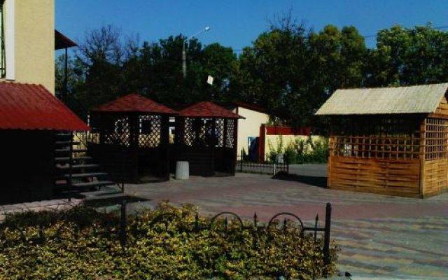 Гостиница Pallada Motel Украина, Львов - отзывы, цены и фото номеров - забронировать гостиницу Pallada Motel онлайн вид на фасад