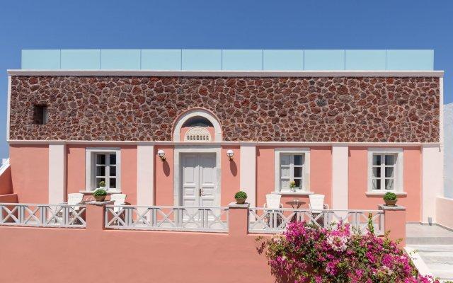 Отель Museo Grand Hotel Греция, Остров Санторини - отзывы, цены и фото номеров - забронировать отель Museo Grand Hotel онлайн вид на фасад