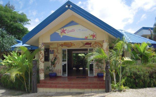 Vanuatu Holiday Hotel вид на фасад