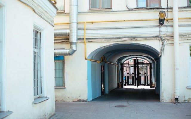 Апартаменты Cohome Studio Gorohovaya 40 вид на фасад