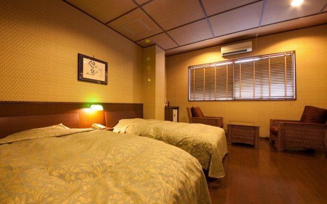 Отель Seikaiso Беппу комната для гостей