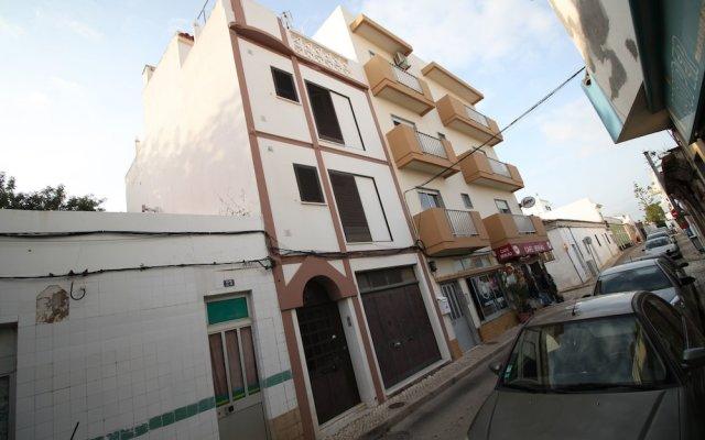 Отель Urban Beach A Casa dos Sonhos вид на фасад