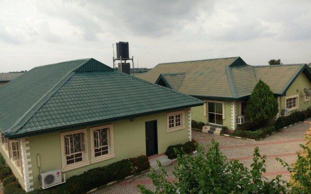 Отель Adent Hotel and Event Centre Нигерия, Ибадан - отзывы, цены и фото номеров - забронировать отель Adent Hotel and Event Centre онлайн вид на фасад