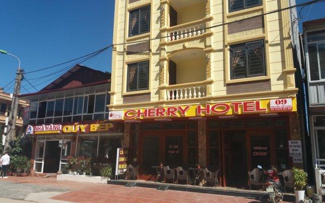 Cherry Sapa Hotel вид на фасад