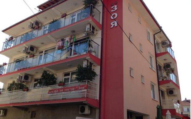 Отель Zoya Guest House Болгария, Равда - отзывы, цены и фото номеров - забронировать отель Zoya Guest House онлайн вид на фасад