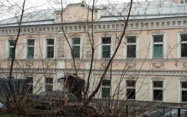Гостиница Хостел Калинка в Москве - забронировать гостиницу Хостел Калинка, цены и фото номеров Москва вид на фасад