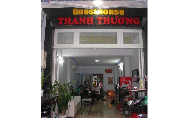 Отель Thanh Thuong Guesthouse вид на фасад