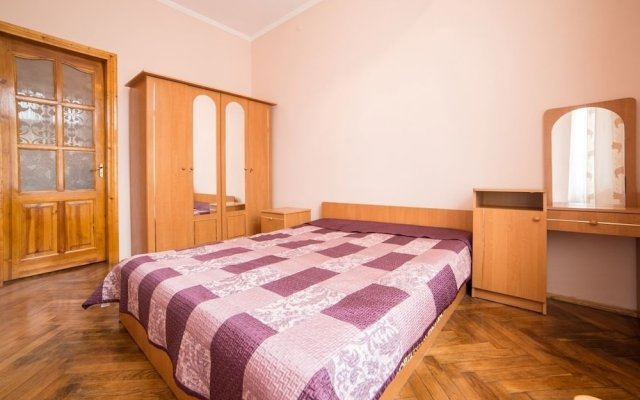 Апартаменты Economy Apartment Kopernika 9 комната для гостей