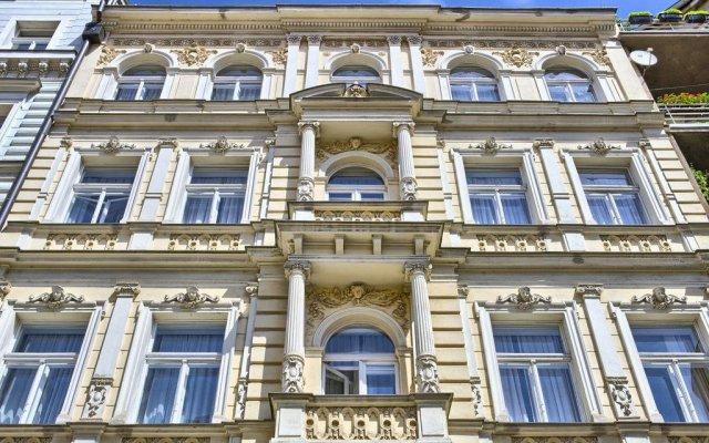 Отель Residence Masna Прага вид на фасад