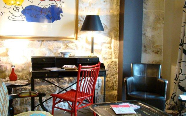 Отель Prince De Conde Париж комната для гостей