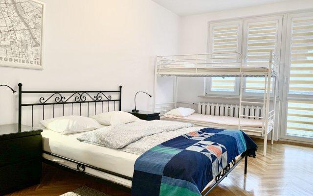 Отель Foksal Apartment Польша, Варшава - отзывы, цены и фото номеров - забронировать отель Foksal Apartment онлайн комната для гостей