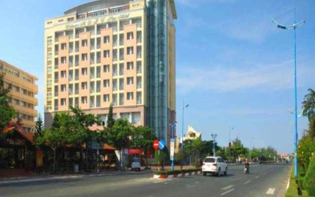Отель Dic Star Вунгтау вид на фасад