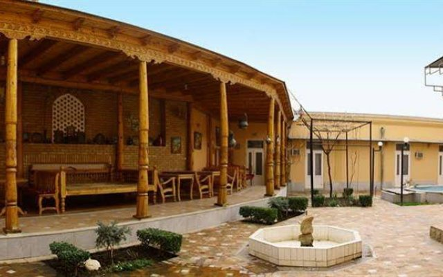 Отель Zarina Hotel Узбекистан, Самарканд - отзывы, цены и фото номеров - забронировать отель Zarina Hotel онлайн