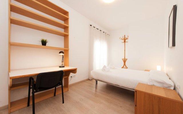 Отель BBarcelona Park Güell Flats комната для гостей