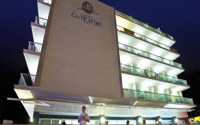 Hotel JS Can Picafort вид на фасад