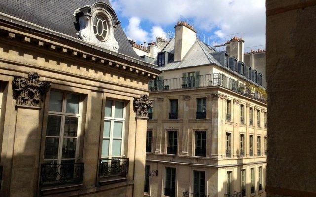 Отель Opera Maintenon Франция, Париж - отзывы, цены и фото номеров - забронировать отель Opera Maintenon онлайн вид на фасад