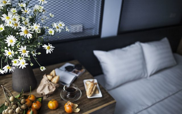 The Chi Novel Hostel комната для гостей