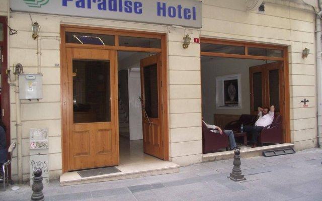 Paradise Hotel Турция, Стамбул - 1 отзыв об отеле, цены и фото номеров - забронировать отель Paradise Hotel онлайн вид на фасад