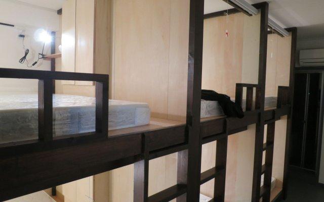 Отель Inno Family Managed Hostel Roppongi Япония, Токио - отзывы, цены и фото номеров - забронировать отель Inno Family Managed Hostel Roppongi онлайн комната для гостей
