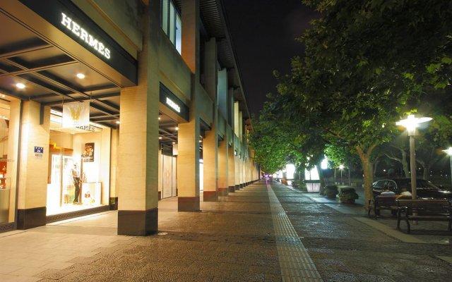 Отель Hangzhou Hua Chen International вид на фасад