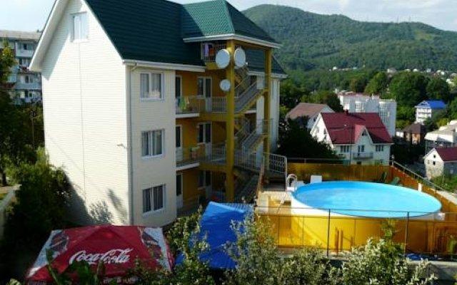 Отель Annushka Guest House Сочи бассейн