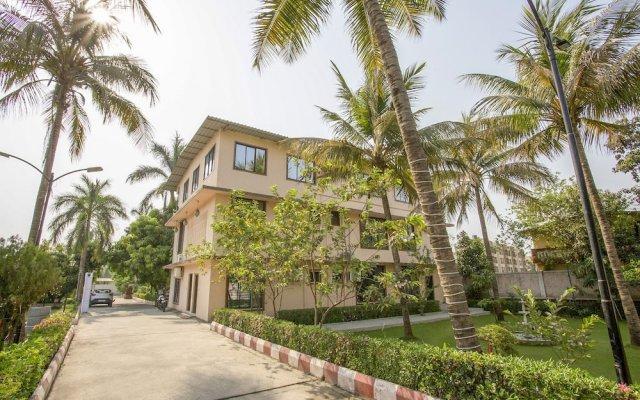 Pushp Vatika Resort & Lawns in Navi Mumbai, India from 47$, photos, reviews - zenhotels.com hotel front