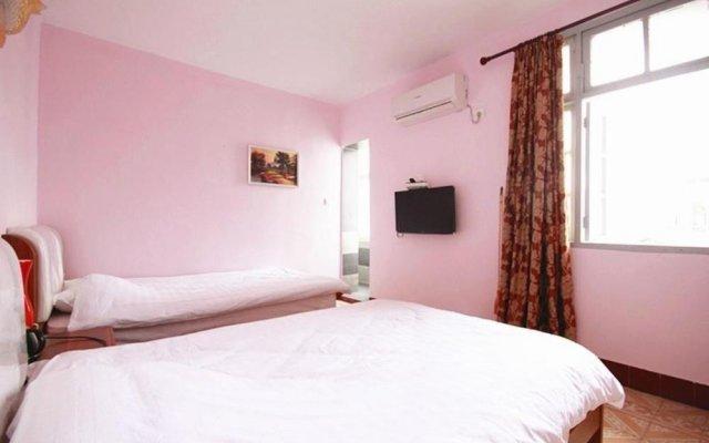 Отель Xiamen Gulangyu Islet Wangjing Resort Китай, Сямынь - отзывы, цены и фото номеров - забронировать отель Xiamen Gulangyu Islet Wangjing Resort онлайн комната для гостей