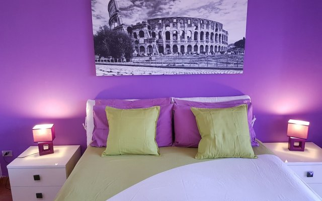 Отель RomeSweetHome комната для гостей