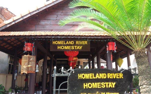 Отель Homeland River Homestay Вьетнам, Хойан - отзывы, цены и фото номеров - забронировать отель Homeland River Homestay онлайн вид на фасад