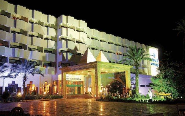 Sural Saray Hotel - All Inclusive вид на фасад