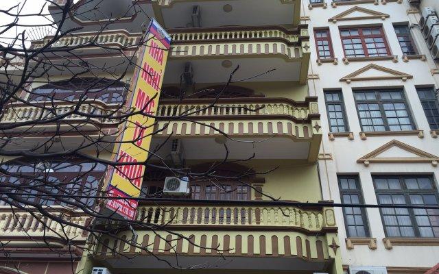 Mac Tu Khoa Hostel вид на фасад