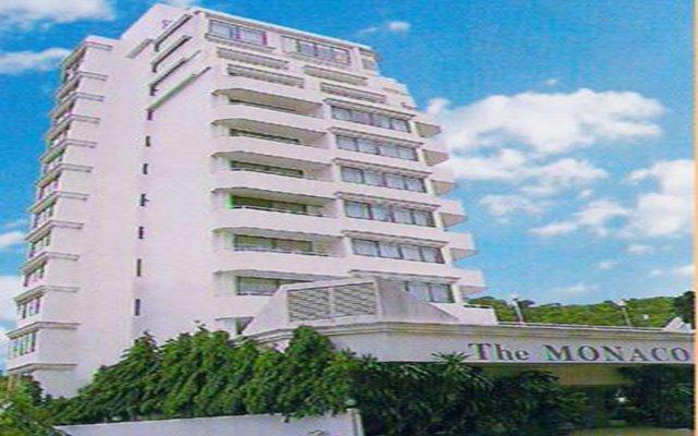 Отель The Monaco Residence Pattaya Таиланд, Паттайя - отзывы, цены и фото номеров - забронировать отель The Monaco Residence Pattaya онлайн вид на фасад