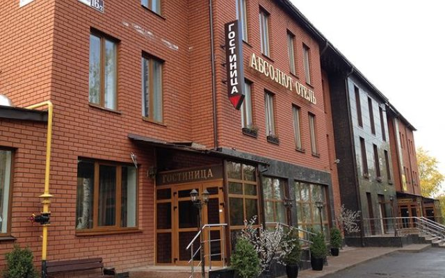 Абсолют-Отель вид на фасад